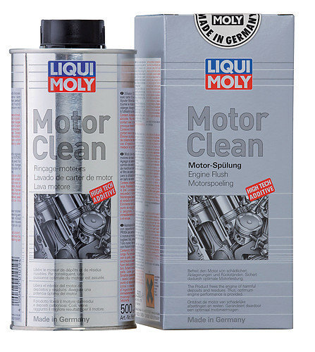 Liqui Moly 1919, Motor Clean, 500 ml.