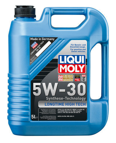 Liqui Moly 1137, Longtime High Tech 5W-30, 5 l