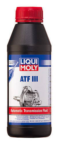 Liqui Moly 1405, ATF III, 500 ml