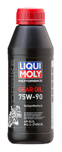 Liqui Moly 1516, Motorbike Gear Oil 75W-90, 500 ml