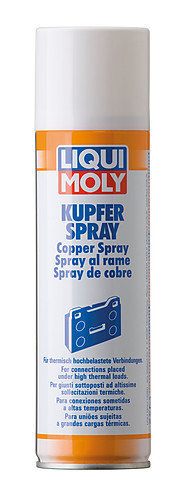 Liqui Moly 1520, Kupfer-Spray, 250 ml