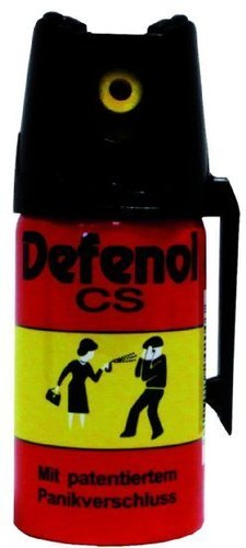 Ballistol Aerosoldose Defenol-CS Spray, 40 ml, 24200