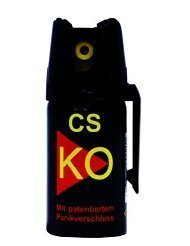 Ballistol Aerosoldose KO-CS Spray, 40 ml, 24220
