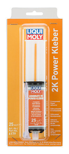 Liqui Moly 6179, Liquimate 2K Power Kleber, 25 ml