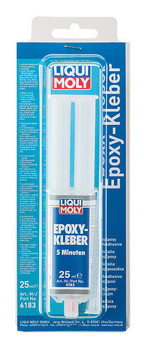 Liqui Moly 6183, Epoxy-Kleber, 25 ml